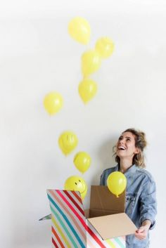 Ideas Birthday Surprise Boyfriend Ballons Valentines Day For 2019 Birthday Morning Surprise, Birthday Surprise Boyfriend, Birthday Gifts For Girlfriend, Mom Birthday Gift, Birthday Wishes, Happy Birthday, Best Birthday Surprises, Balloon Surprise, Surprise Gifts For Him