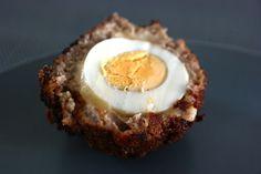 Sunflower - w wolnej chwili...: Mielone z jajkiem i serem