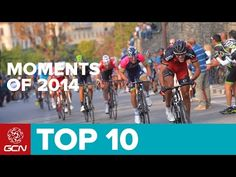 Top 10 Moments Of The 2014 Road Cycling Season - From the Tour de France to Jens' hour record here are our top ten moments from the 2014 pro cycling season.
