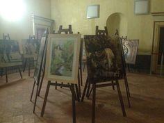 Associazione Amici Palazzo e Parco Arese Borromeo - Mostra Pittura 2016