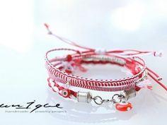 Βραχιόλια για τον Μάρτη - Βραχιόλια Κοσμήματα | Un1que Macrame Bracelets, Gemstone Jewelry, Jewerly, Crochet Earrings, Gemstones, Beads, Crafts, Handmade, Bulgaria
