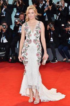 Elizabeth Banks au Festival du Film de Venise