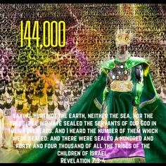 Revelation And I heard the number of them which were sealed: and there were sealed a hundred and forty and four thousand of all the tribes of the children of Israel. Revelation Bible, Black Hebrew Israelites, Bible Verse Pictures, Black Jesus, Tribe Of Judah, Lion Of Judah, Bible Knowledge, Bible Truth, African American History