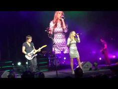 Keith Urban feat. Chelsea Basham- We Were Us @Perth Arena