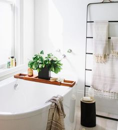 This Item Will Transform Your Bathroom Into a Home Spa | Hunker