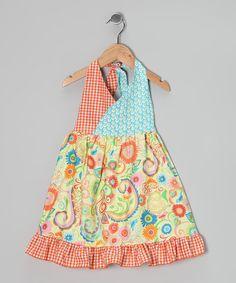 could use the LJane wrap top dress pattern, add a ruffle