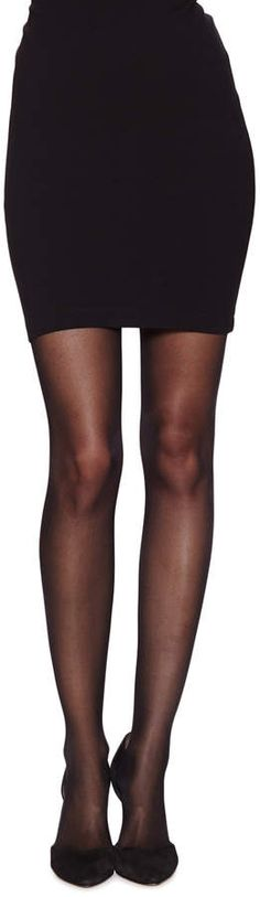 Emilio Cavallini Seamed Back Sheer Tights: $15.00 - Woven tights * Sheer mesh throughout * Elasticized waist * Seamed at back * Shop at www.fashion-tights.net #tights #pantyhose #hosiery #nylons #legs