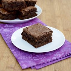 Triple Chocolate Expresso Brownies