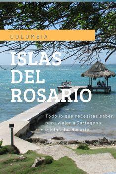 Presupuesto para viajar a Cartagena de Indias e Islas del Rosario. Una semana en el Caribe Colombia Travel, South America, Travel Tips, Places To Go, Island, Club, World, Viajes, Dreams