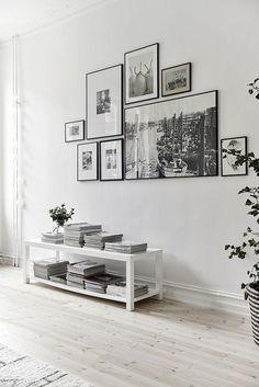 【设计】室内设计 MODERN MINIMALIST 颜色搭配 [黑灰白] 简约时尚永不褪流行