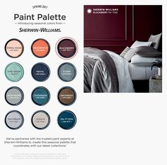 West Elm Paint Palette By Sherwin Williams Ceiling Bright White Sw7007 Elder White Sw7014