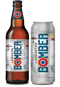 OUR BEER   Lancaster Bomber Ale
