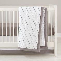 ** This is my top pick for crib skirt.** Iconic Crib Skirt (Grey) - Crib Skirt