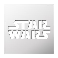 Pochoir barri re boutique pochoirs stickers pinterest - Pochoir star wars ...