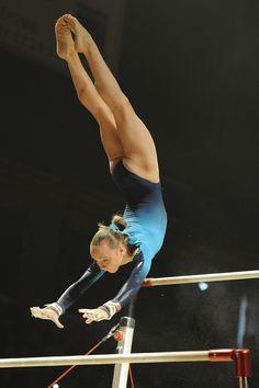 Anastasia Iliankova beim Elite Gym Massilia in Frankreich - Bericht mit weiteren Fotos hier: http://www.russland.news/russische-turnerinnen-erfolgreich…/