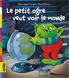 La Maternelle De Wendy » Le petit ogre veut voir le monde : Australie, Russie