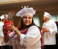La Cocina de la Silbi: HE GANADO LA BECA DE DEMOS LA VUELTA AL DIA !!! YA...