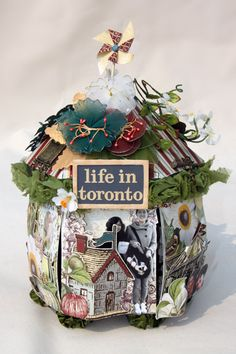 Great exploding box - merchant of marvels: life in toronto