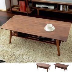 189.00$ Buy here - http://ali7iv.worldwells.pw/go.php?t=32726089514 - Modern Center Table Leg Foldable Walnut Finish Rectangle/Oval 100cm Living Room Furniture Wooden Coffee Table With Storage Shelf