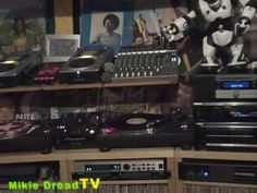 Buju Banton - Move Your Body - Reggae Danchall - Mikie Dread Tv