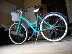 Enchulame la bici, un proyecto que le da nueva vida a las bicis