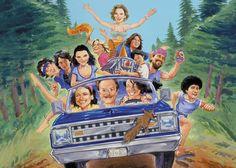 Netflix is reviving 'Wet Hot American Summer' as a series http://engt.co/1IAfo9E
