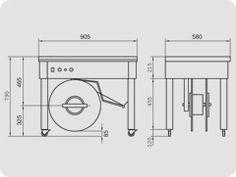Flejadora Semi-Automática de mesa 1400