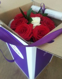 10 red and one big white rose Rose Bouquet, Classic Beauty, White Roses, Bouquets, Big, Design, Bouquet Of Roses, Bouquet, Bouquet Of Flowers