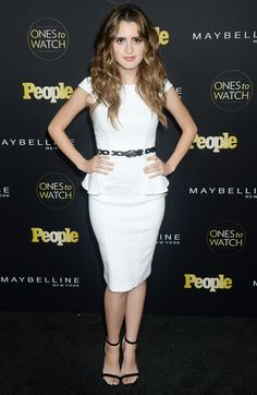 Laura Marano at People's 'Ones to Watch' Event in Hollywood 10/13/2016