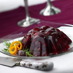 Thanksgiving Side Dishes: Cranberry Jello Salad