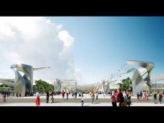 Expo 2015 Milan Pavillions: Daniel Libeskind unveils VANKE pavillion   Milan Design Agenda
