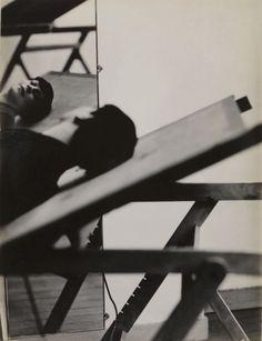 Florence Henri. 'Self-portrait in a mirror' 1928