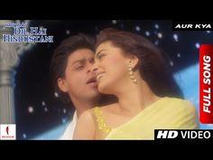 Ae Kash Ke Hum   HD   Full Song   Kabhi Haan Kabhi Naa   Shah Rukh Khan , Suchitra Krishnamurthy - YouTube