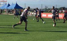 São Paulo faz jogo-treino no domingo ante Columbus Crew com rodízio de jogadores