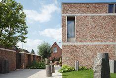 Raamwerk  Van Gelder Tilleman > House & workshop for a sculptor