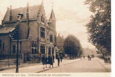 Molenstraat Postkantoor 1929
