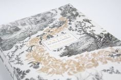 Love the Perfume book cover by UK illustrator and designer Kirsty White, which won the 2010 Penguin Design Award. The beautiful drawing, which is inspired by 18th century French patterns and style, certainly adds mystery and creates an illusion of scent to the book.