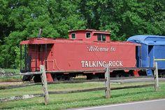 Talking Rock, Georgia
