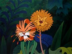 tiger flower alice in wonderland