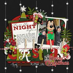 Credits: - Mistletoe Mania - Erica Zane & Libby Pritchett http://www.sweetshoppedesigns.com/sweetshoppe/product.php?productid=35350&cat=869&page=5 - Cindy's Layered Templates: Christmas Single 15 - Cindy Schneider