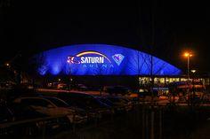 Saturnm Arena in der Finalrunde 2015