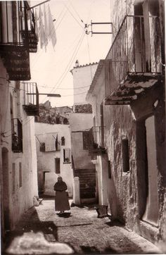 Ibiza Formentera, Vintage Photos, History, Architecture, Arquitetura, Historia, Architecture Design, Vintage Photography