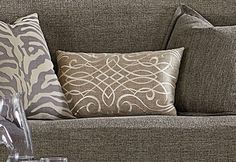 Freshen Up With Decorative Throw Pillows! #accent #pillows