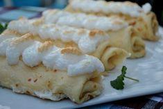 Adi Hadean   Clătite bănățene Crepes, Deserts, Pie, Favorite Recipes, Cooking, Food, Kitchens, Torte, Kitchen