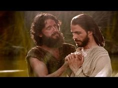 In this video, as explained in Matthew Jesus went to John the Baptist to be baptized. Remember, that Jesus\' mother and John's mother were cousins which made them second cousins. When John was approached by Jesus. Restoration Scriptures, Book Of Mormon Prophets, Michael Jackson, Lds Memes, Four Gospels, Padre Celestial, Spiritual Transformation, Doctrine And Covenants, The Cross Of Christ