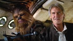 Annie Leibovitz photographed Star Wars characters for latest issue of Vanity Fair #StarWarsVII