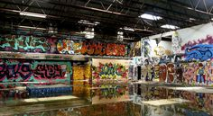 Graffiti [RC cola factory] (Miami, Florida)
