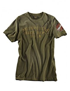 "Rude Riders T-Shirt ""Race Dept."" Biker T Shirts, Tee Shirts, T Shirt Logo Design, Aw17, Dress For Success, Kustom, Mens Tees, Cool T Shirts, Skate"