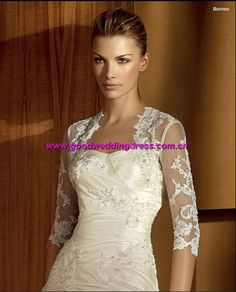 bridal jacket wedding bolero-in Wedding Jackets / Wrap from Apparel & Accessories on Aliexpress.com