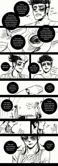 A Matter of Life and Death :: Special Episode: 1 Year Anniversary (Part 2)   Tapastic Comics - image 7
